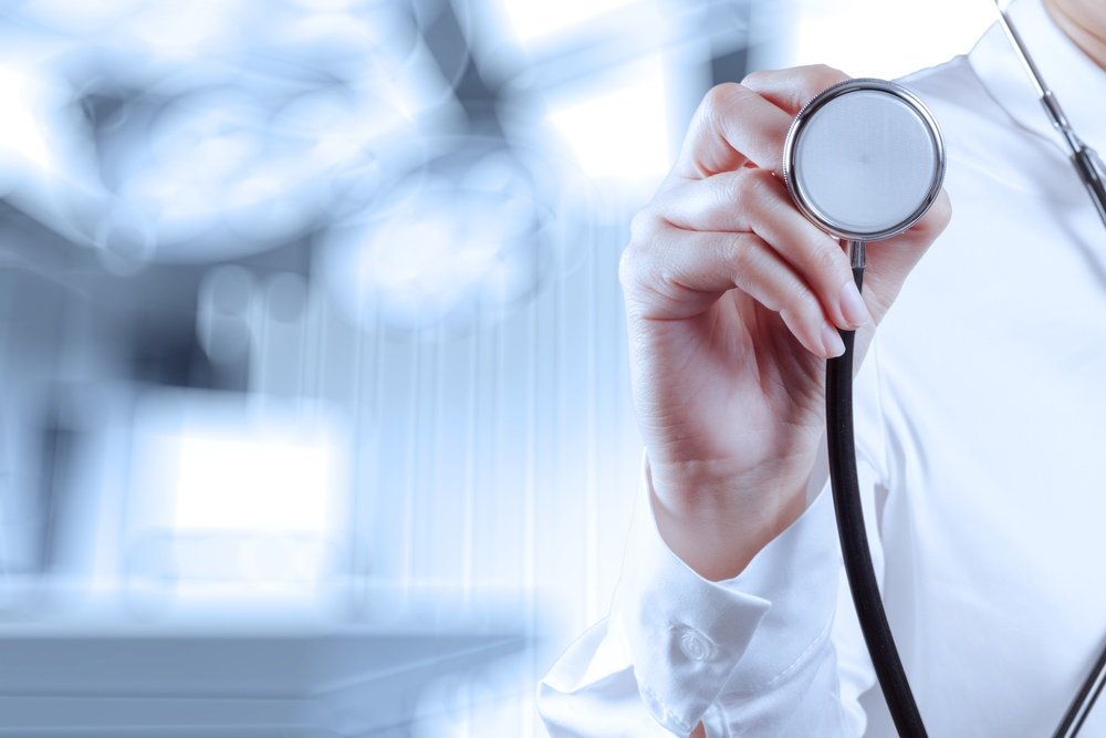 success smart medical doctor working with operating room as concept-2