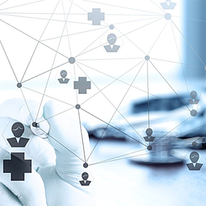healthcare managed services concept