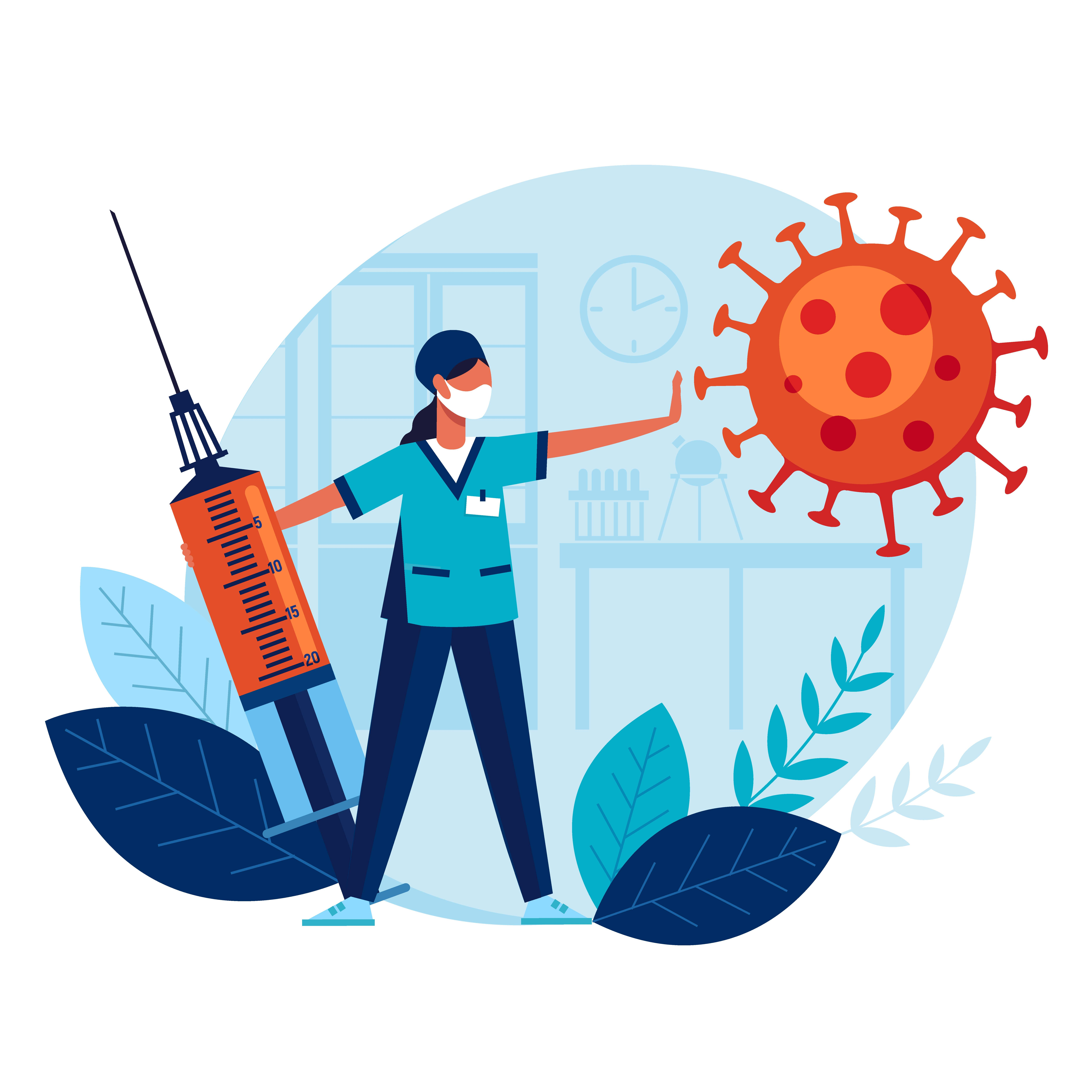 Automate COVID-19 Vaccination Workload